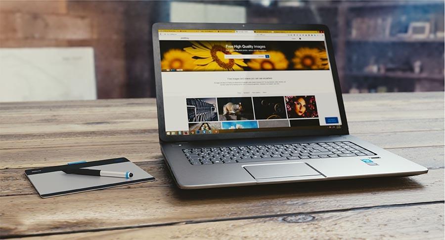 diseño web para despachos